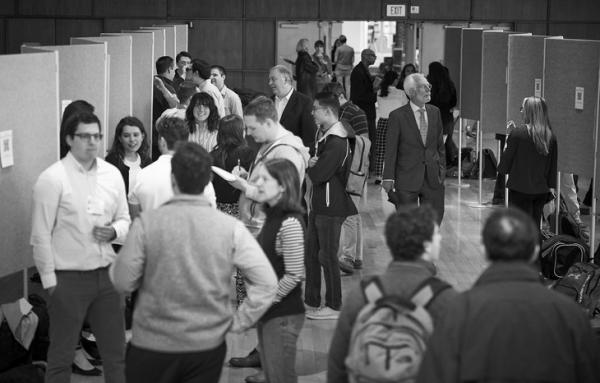 More than 300 students share their work at the 2019 Undergraduate Exhibition